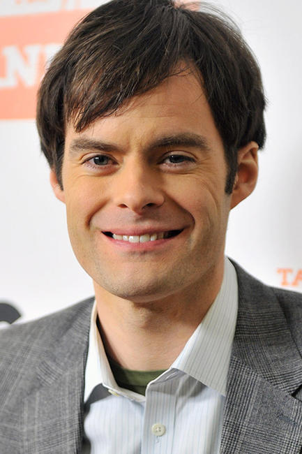 Bill Hader at the